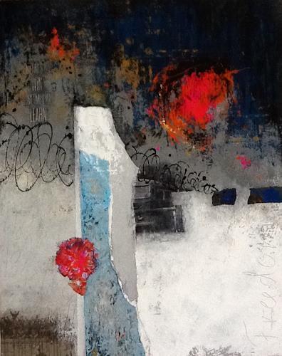 Christa Wetter, Aufbruch in eine neue Zeit, Gesellschaft, Abstrakte Kunst, Expressionismus