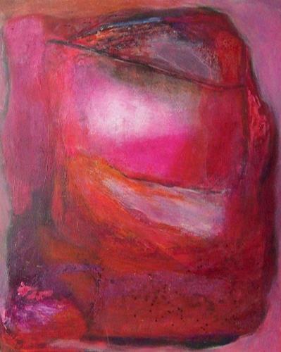 anne samson, WOW!, Abstraktes, Abstraktes, Gegenwartskunst, Expressionismus