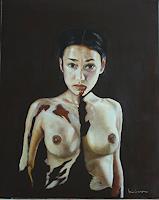 stan bert singer, dark portrait 1