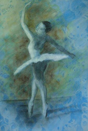 Helga Matisovits, Ballerina, Menschen: Frau