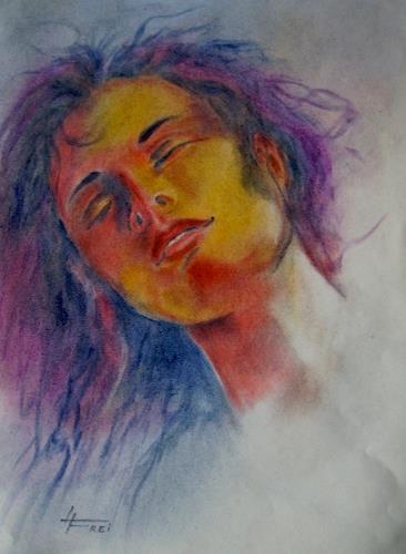 Helga Matisovits, Sunshine, Menschen: Frau, Menschen: Porträt