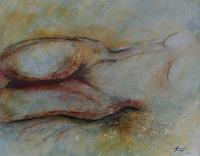 Helga-MATISOVITS-Menschen-Akt-Erotik-Akt-Frau-Moderne-Abstrakte-Kunst