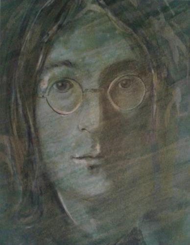 Helga Matisovits, J.L., Menschen: Porträt, Musik: Musiker, Abstrakte Kunst