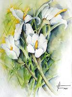 Helga-MATISOVITS-Natur-Pflanzen-Blumen-Neuzeit-Realismus