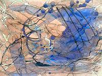 Helga-MATISOVITS-Bewegung-Fantasie-Moderne-Abstrakte-Kunst