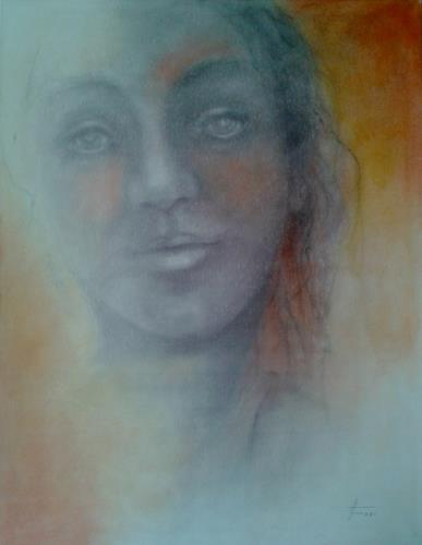 Helga Matisovits, Blick in die Zukunft, Menschen: Porträt, Gefühle, Abstrakte Kunst