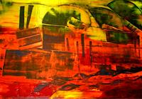 Helga-MATISOVITS-Zeiten-Situationen-Moderne-Abstrakte-Kunst