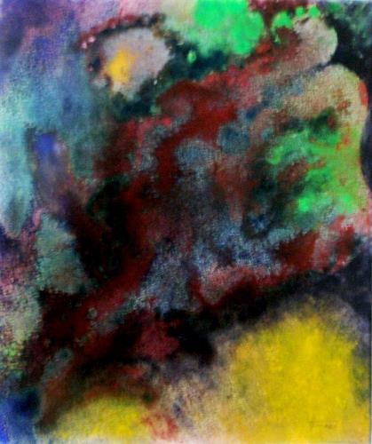 Helga Matisovits, Röntgen, Menschen, Tod/Krankheit, Abstrakte Kunst