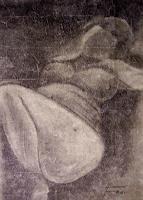 Helga-MATISOVITS-Menschen-Frau-Akt-Erotik-Akt-Frau-Moderne-Abstrakte-Kunst
