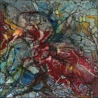 Helga-MATISOVITS-Menschen-Kinder-Gefuehle-Moderne-Abstrakte-Kunst