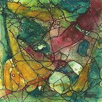 Helga-MATISOVITS-Symbol-Abstraktes-Moderne-Abstrakte-Kunst