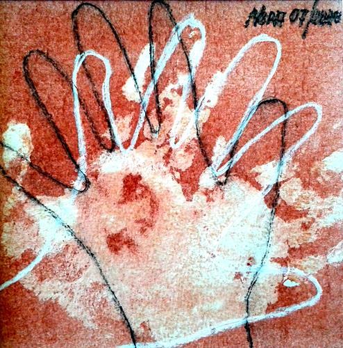 Helga Matisovits, Nora, Menschen, Bewegung, Abstrakte Kunst, Expressionismus