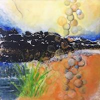 Antoinette-Luechinger-Abstraktes-Diverses-Moderne-Abstrakte-Kunst