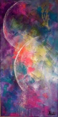 Kunst von Antoinette Luechinger