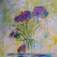 Sabine-Brandenburg-Pflanzen-Blumen-Gegenwartskunst-Gegenwartskunst