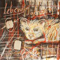 Sabine-Brandenburg-Gefuehle-Angst-Tiere-Land-Moderne-Abstrakte-Kunst
