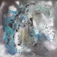 Sabine-Brandenburg-Landschaft-Berge-Landschaft-Huegel-Moderne-Abstrakte-Kunst-Action-Painting