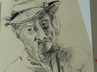 Gottfried-Rogner-Menschen-Gesichter-Menschen-Mann