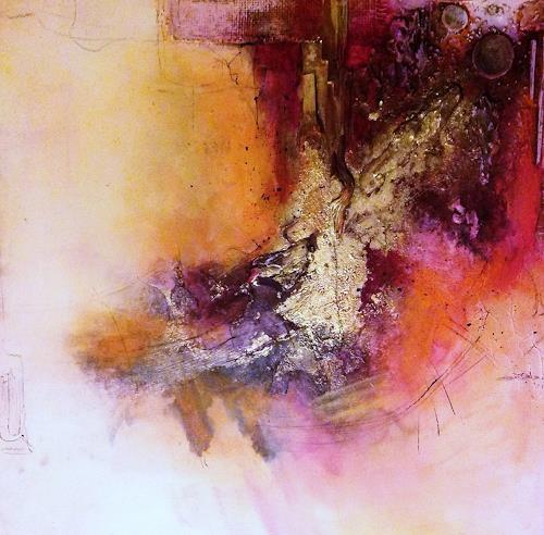 Ursi Goetz, Uneingeschränkt..., Abstraktes, Expressionismus