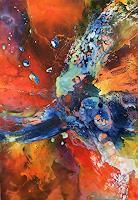 Ursi-Goetz-Abstraktes-Fantasie-Moderne-Abstrakte-Kunst-Action-Painting