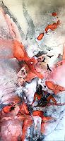 Ursi-Goetz-Menschen-Frau-Abstraktes-Moderne-Abstrakte-Kunst-Action-Painting