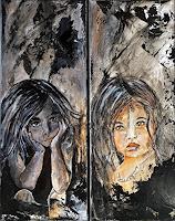 Ursi-Goetz-Menschen-Gesichter-Menschen-Kinder-Gegenwartskunst-Gegenwartskunst