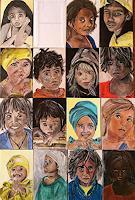 Ursi-Goetz-Menschen-Kinder-Menschen-Gesichter-Gegenwartskunst-Gegenwartskunst