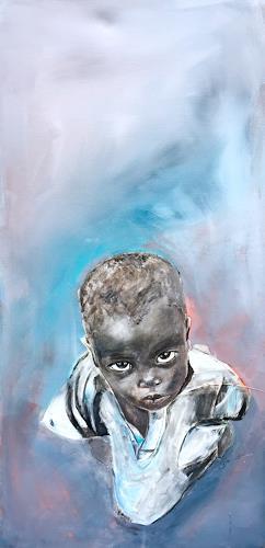 Ursi Goetz, Junge, Menschen: Kinder, Gegenwartskunst