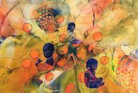 Ursi-Goetz-Menschen-Kinder-Moderne-Abstrakte-Kunst-Action-Painting