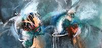 Ursi-Goetz-Abstraktes-Abstraktes-Moderne-Abstrakte-Kunst-Action-Painting