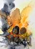 Ursi Goetz, In ihrer eigenen Welt, Menschen: Kinder, Abstraktes, Aktionskunst