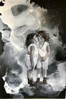 Ursi-Goetz-Menschen-Kinder-Abstraktes-Gegenwartskunst-Gegenwartskunst