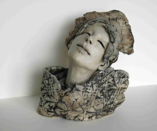 Renate Migas, Könnt` ich fliegen..., Gefühle, Poesie, Gegenwartskunst, Expressionismus