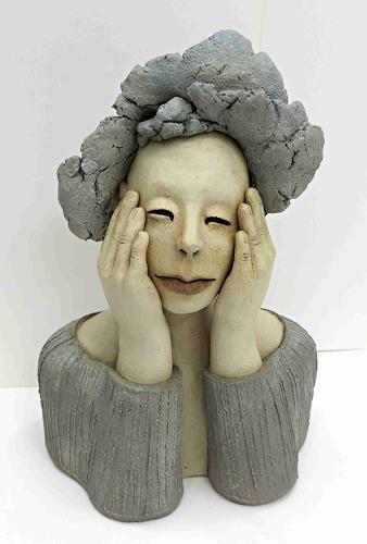 Renate Migas, shadow of the past, Gefühle, Menschen: Frau, Gegenwartskunst