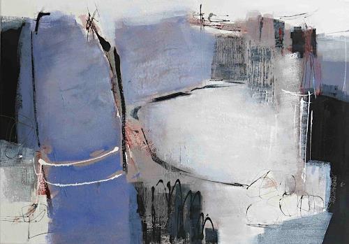 Renate Migas, Metropolis, Abstraktes, Mythologie, Gegenwartskunst, Expressionismus