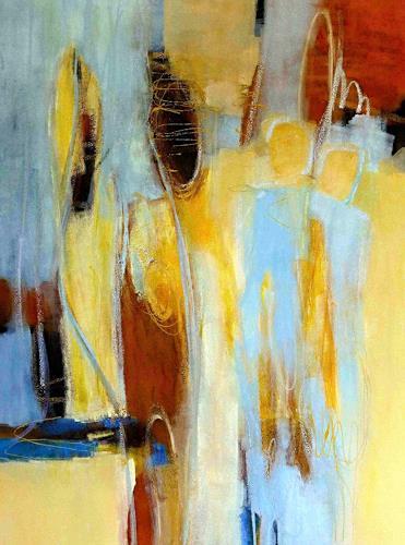 Renate Migas, Afrika, Abstraktes, Natur: Erde, Gegenwartskunst