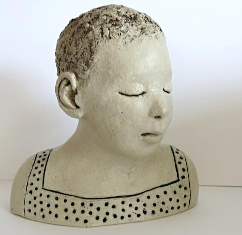 Renate Migas, Verträumt, Menschen: Kinder, Poesie, Gegenwartskunst, Expressionismus