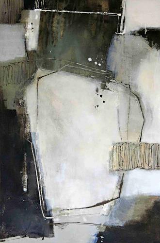 Renate Migas, Serie Unbunt, Abstraktes, Poesie, Gegenwartskunst, Expressionismus