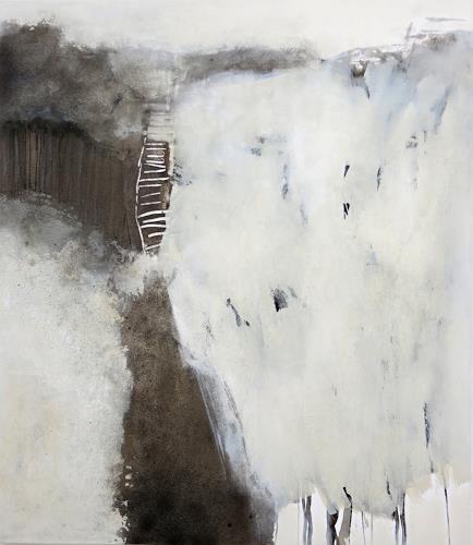 Renate Migas, Gratwanderung, Symbol, Diverse Gefühle, Gegenwartskunst, Abstrakter Expressionismus