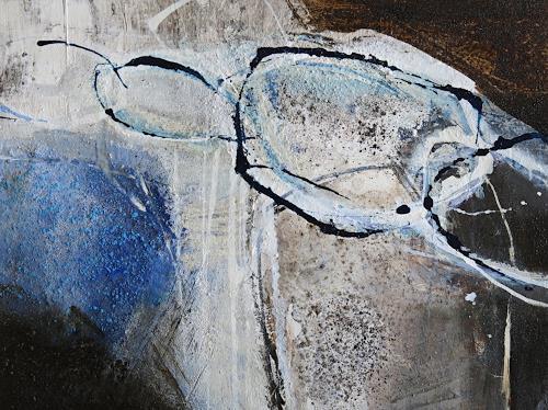 Renate Migas, o.T., Abstraktes, Poesie, Gegenwartskunst