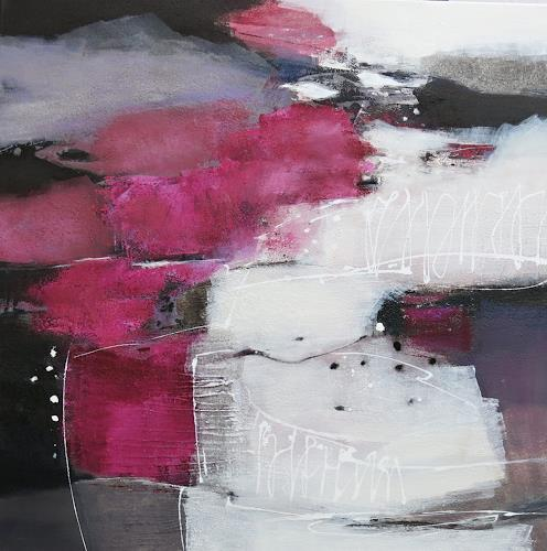Renate Migas, Magie III, Natur, Poesie, Gegenwartskunst, Expressionismus