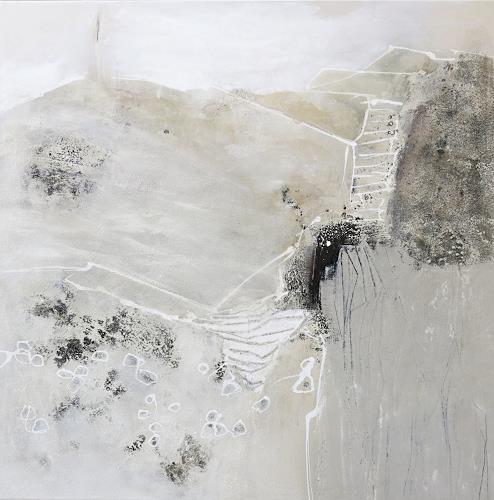 Renate Migas, o.T., Symbol, Poesie, Gegenwartskunst, Expressionismus