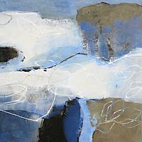 Renate-Migas-Landschaft-Winter-Poesie-Gegenwartskunst-Gegenwartskunst
