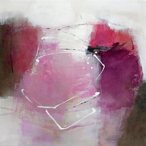 Renate Migas, Farbräume III, Natur: Diverse, Poesie, Gegenwartskunst