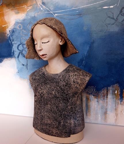 Renate Migas, Entfaltung, Menschen: Kinder, Poesie, Gegenwartskunst, Expressionismus