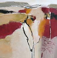 Renate-Migas-Landschaft-Herbst-Poesie-Gegenwartskunst-Gegenwartskunst