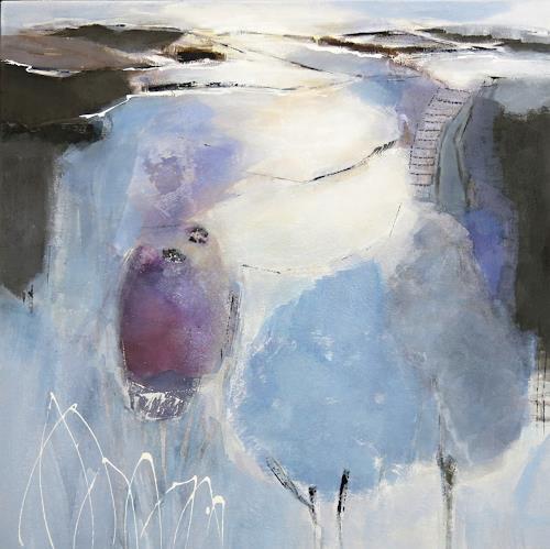 Renate Migas, Traumzeit, Natur, Poesie, Gegenwartskunst, Expressionismus