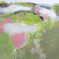 Renate-Migas-Landschaft-Fruehling-Poesie-Gegenwartskunst-Gegenwartskunst