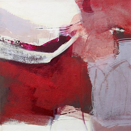 Renate Migas, o.T., Fantasie, Romantik, Gegenwartskunst, Abstrakter Expressionismus