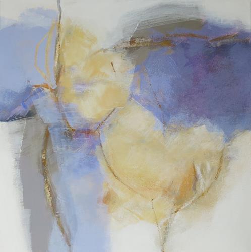 Renate Migas, o.T., Natur, Poesie, Gegenwartskunst, Expressionismus